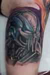 cyber sub zero tattoo