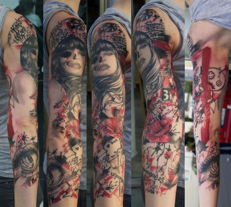 custom arm project by graynd