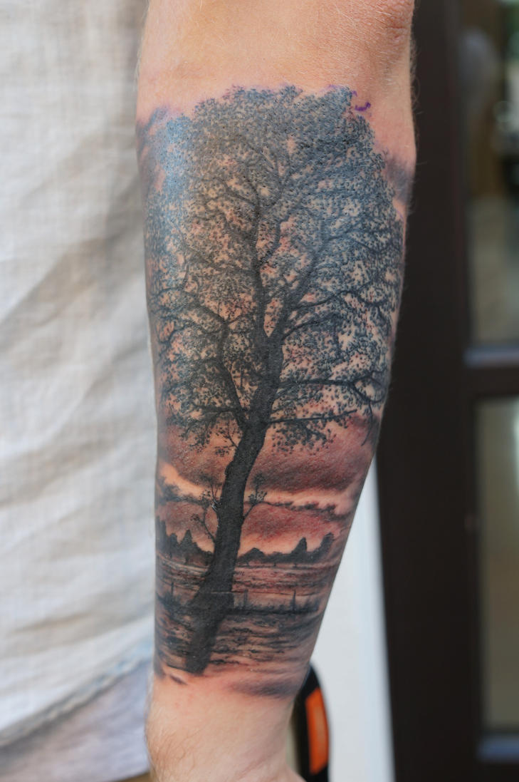 a tree by graynd