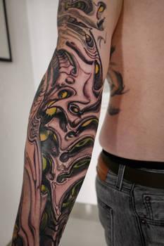 bioorganic freestyle tattoo