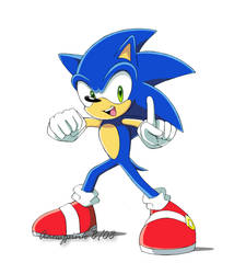 Sonic the Hedgehog:.