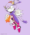 Blaze- Fire Power