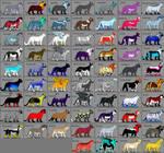 Feline Breedables-Closed