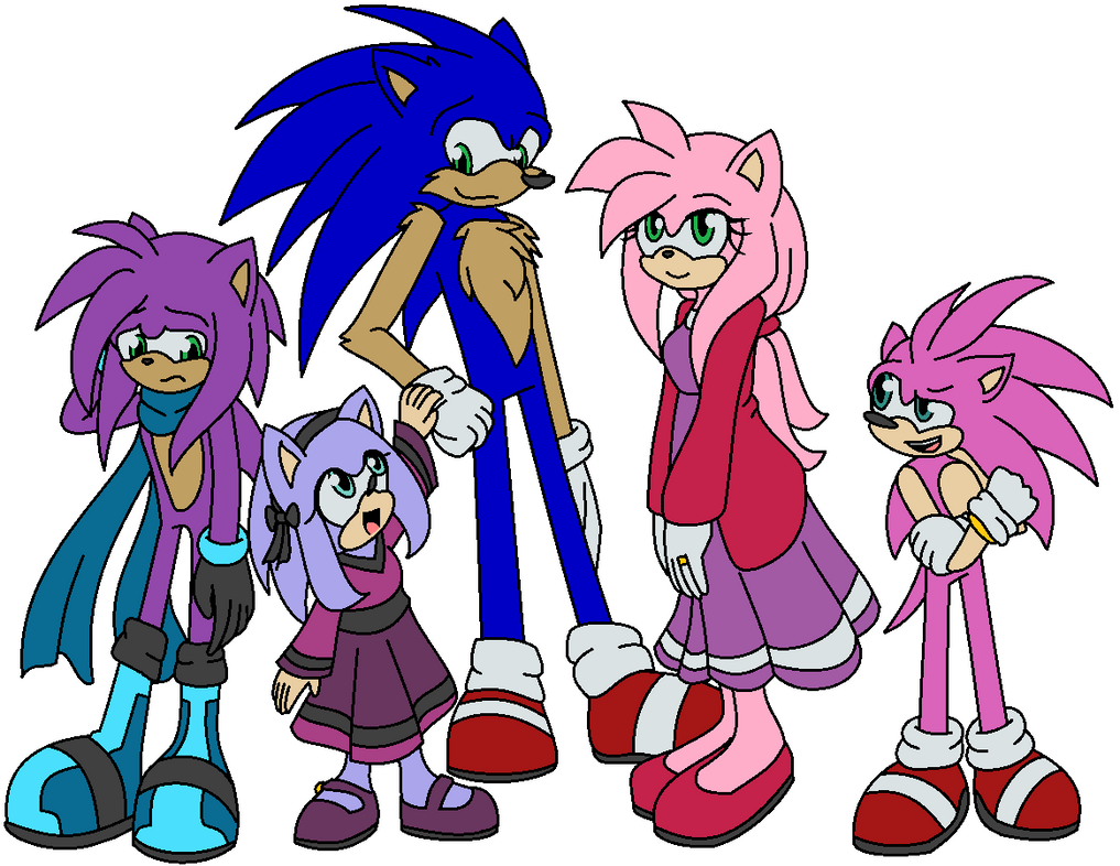 amy rose sonic news network fandom powered by wikia - 1016×786