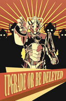 The Cybermen by PiePirate