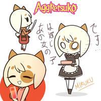 Miruku - Aggretsuko - Aggretsona