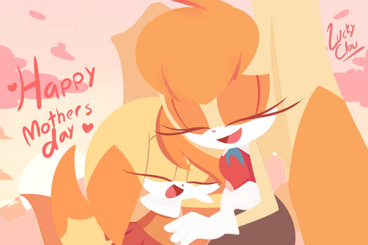 Happy Mother's Day - Cream and Taffy