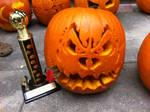 The pumpkin master