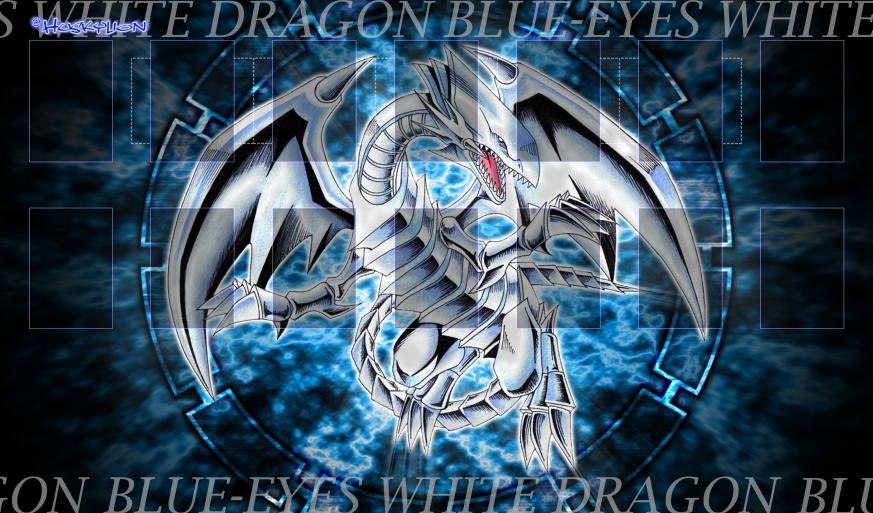 gallery for yugioh blue eyes white dragon wallpaper