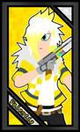 Character Card: Valentia Volk by ElrokFoxx