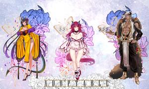[Open] Adoptable Floral Devilish (1/3)