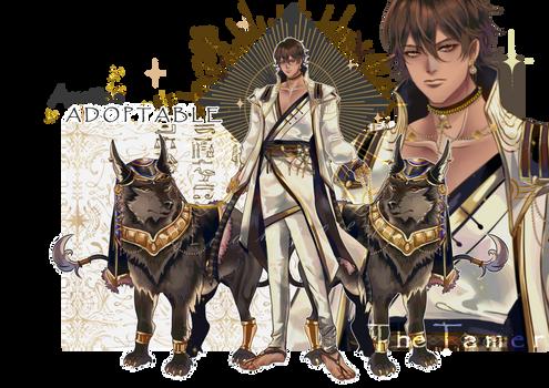 [CLOSED] Adoptable Anubis Tamer