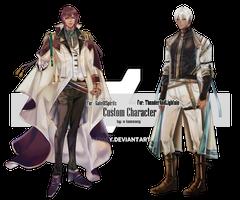 Custom Character Commission