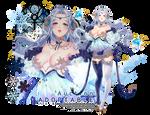 [CLOSE/TY] ADOPTABLE Snow Princess by O-iamzoey