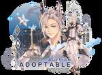 [CLOSE/TY] ADOPTABLE Royal WolfGang by O-iamzoey