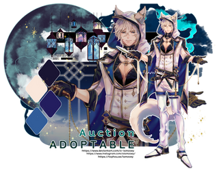 [CLOSED/TY] ADOPTABLE The Rouge Wolfgang