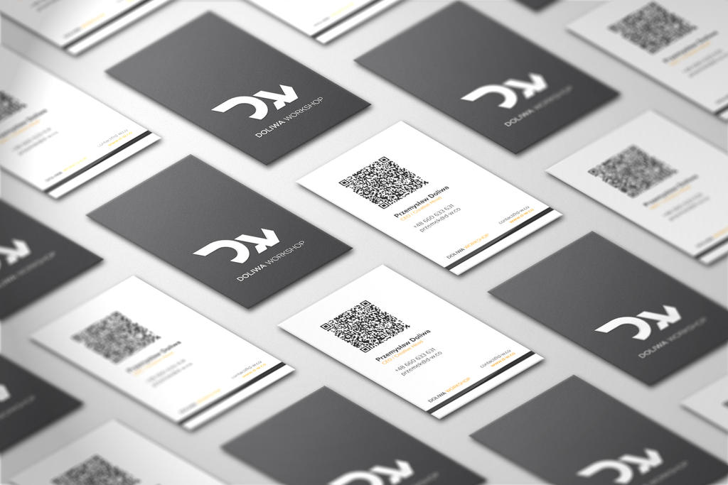Graphics Design - Personal Identity by DoliwaWorkshop