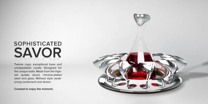 Industrial Design - Sophisticated Savor