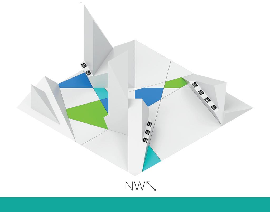 Interior Design - Autodesk Exhibition Stand by DoliwaWorkshop