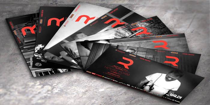 Graphics Design - Instytut Rave Identity