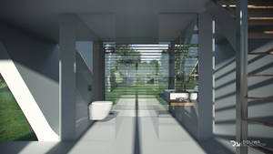 Exterior / Interior Design - Between The Trees