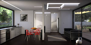 Ideological space - Exterior / Interior by DoliwaWorkshop