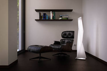 Ideological space - Exterior / Interior