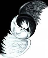 .+AF+. Yin Yang by elithranielle