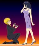 NaruHina: will you be my