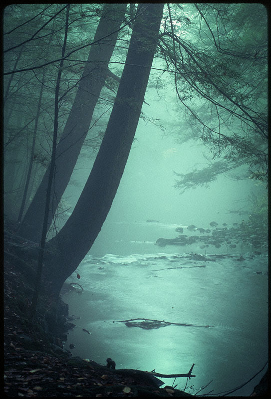 Morning in The Devil's Hopyard by Minorhero