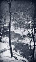 Winter in The Devil's Hopyard by Minorhero