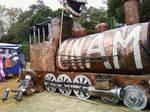 El tren UNAM 2010