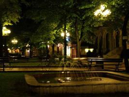 Night Zielona Gora by starskq