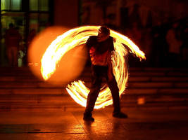 pyrotechnical demonstration. by starskq