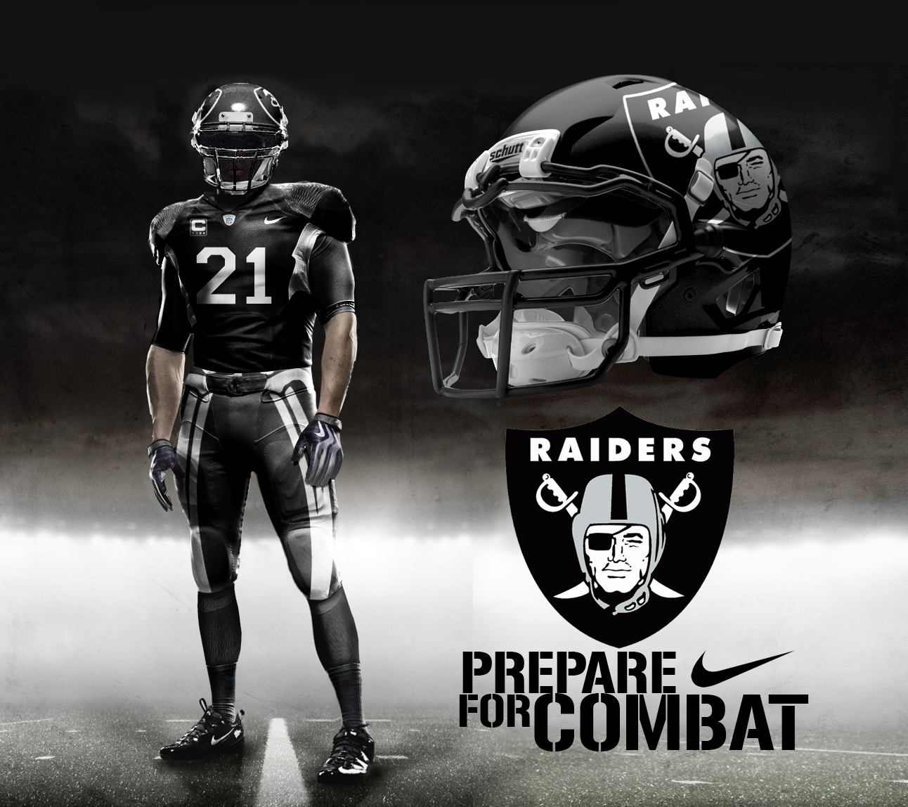 oakland raiders image