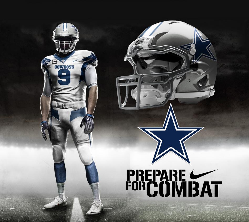 Nike Dallas Cowboys Shoes