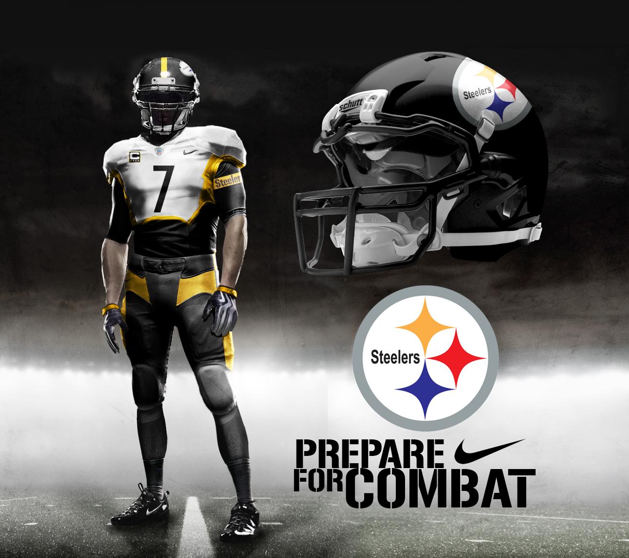 Pittsburgh Steelers Away By DrunkenMoonkey On DeviantArt