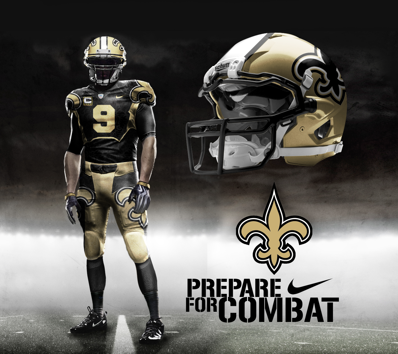 New Orleans Saints Dog Merchandise For Pitbull Puppies