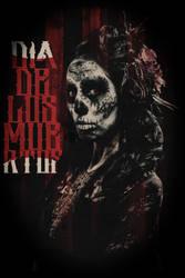 Dia De Los Muertos by DrunkenMoonkey