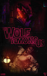 The Wolf Among Us // Original Version by DrunkenMoonkey