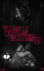 The Wolf Among Us // Noir Version by DrunkenMoonkey
