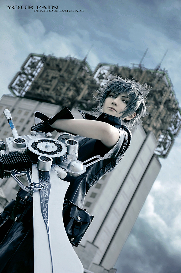 Noctis Lucis Caelum (final fantasy XIII) by Your-Pain