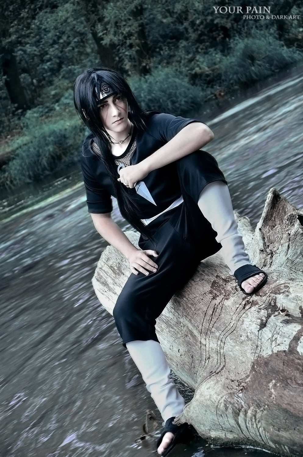 Itachi Uchiha by Your-Pain
