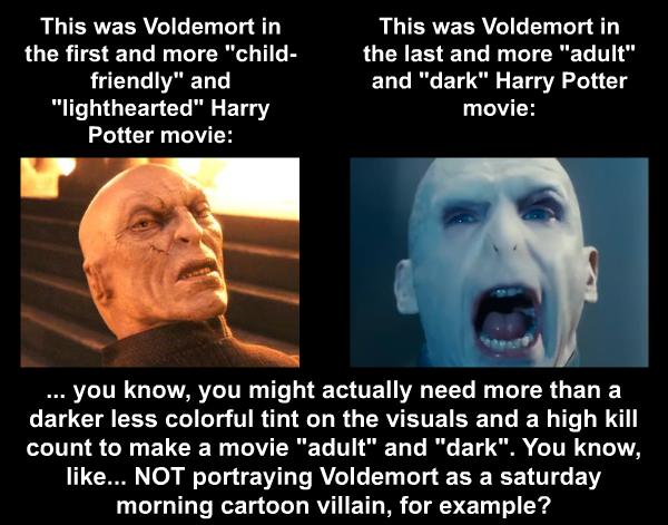 Voldemort First and Last Movie by KurvosVicky on DeviantArt