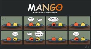 Mango (new) by KurvosVicky