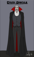 Horror Characters: Count Dracula