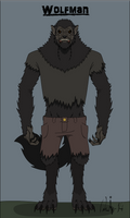 Horror Characters: Wolfman