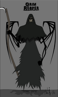 Horror Characters: Grim Reaper