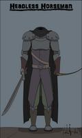 Horror Characters: Headless Horseman