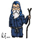 Merlin the Wizard by KurvosVicky